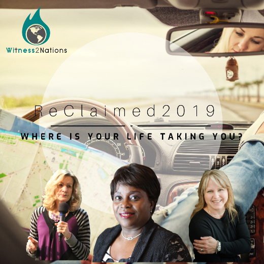 Reclaimed 2019 Conference (CD)